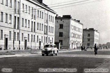 Oświęcim 1965