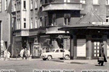 Zielona Góra 1966