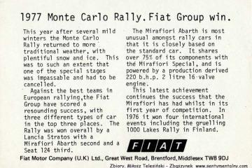 opis do Fiat 1977