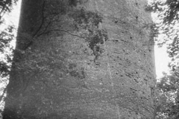Przewóz 22.08.1986, wieża głodowa.