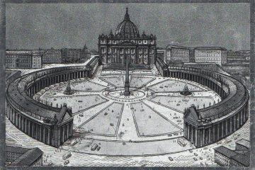 Bazylika świętego Piotra - 1976.
