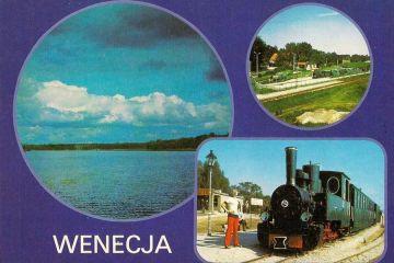 Wenecja koło Żnina.