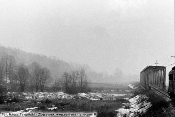 Chabówka - Zakopane 26.03.1987.