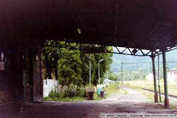 Kamienna Góra. Lato 1986.