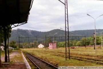 Kamienna Góra. Lato 1986