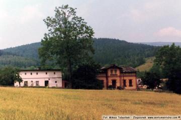 Krzeszów. Lato 1986