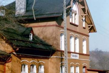 Siekierki w dniu 07.02.1990