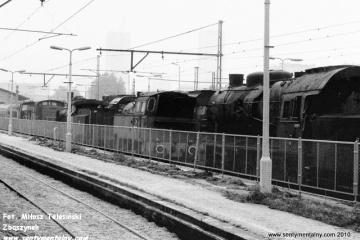 Warszawa Główna w dniu 06.09.1986. Otwarcie Muzeum Kolei Wąskotorowej w Sochaczewie.