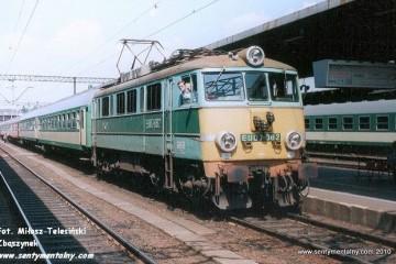 Poznań Główny 11.05.1998
