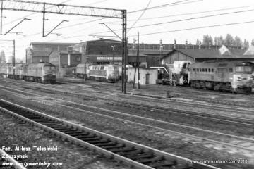 Poznań Główny 12.05.2000