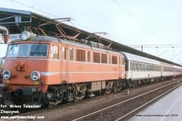 Poznań Główny 17.05.1992