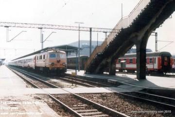 Poznań Główny 28.09.1996