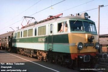 Poznań Główny 22.05.1992
