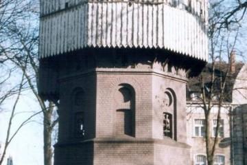 Szamotuły zimą 1997/98.