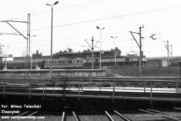Szczecin Główny 20.11.1986