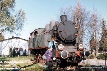 Kraków Płaszów w listopadzie 1996