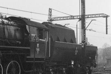 Fosowskie. Po przyjeździe z Dobrodzienia 17.10.1987.
