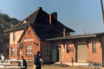 Gniezno Winiary w dniu 09.09.1988.