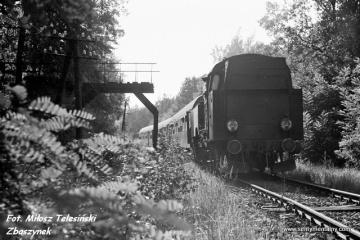 Wierzbno. Granica z 1920 r. 03.10.1987