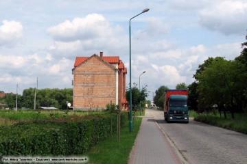 Blok przy PCK w Zbąszynku 06.07.2009