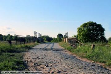 Wiadukt kolejowy w kierunku Rzepina 20.05.2020