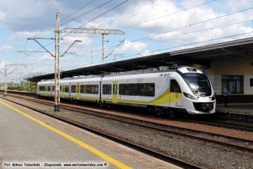 R-79607/6 Poznań - Nowa Sól w dniu 08.06.2017