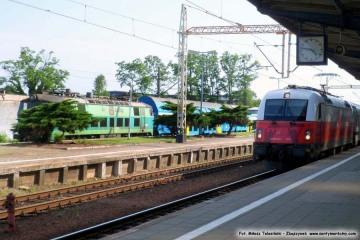 Wjazd pod Berlin - Warszawa. 30.06.2012