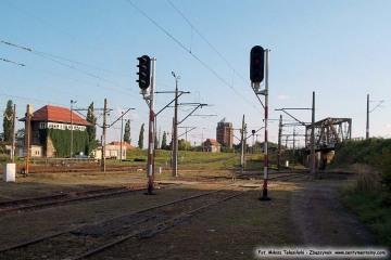 Dworzec rozrządowy. 24.08.2013