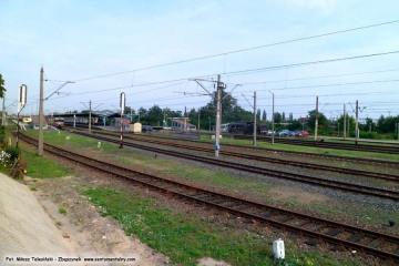 Dworzec osobowy. 14.09.2014