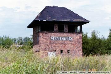 Nastawnia Zk-12 przed rozbiórką - 15.06.2002