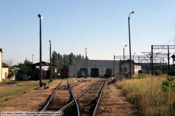 20.08.2009 Wagonownia w Zbąszynku.