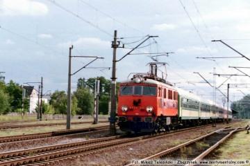 EP08-012 z Zielonej Góry do Gdyni 21.08.2004