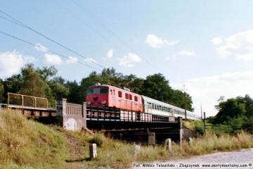 EP08-012 z Zielonej Góry do Gdyni 15.08.2004