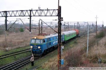 09.12.2009 Koło nastawni ZK-15.