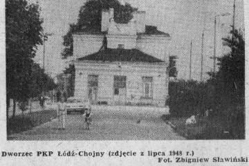 Łódź Chojny