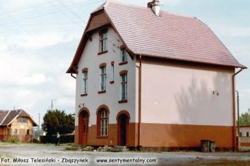 Gorzów Wlkp. Wieprzyce 05.10.1990