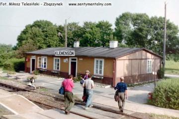 Klemensów 20.06.1992