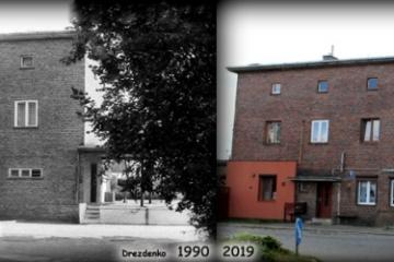 Drezdenko 1990 i 2019