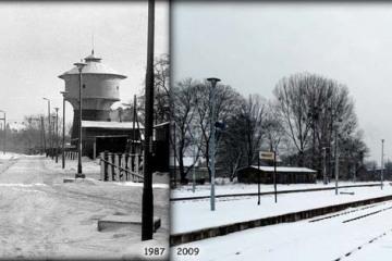 Międzyrzecz w 1987 i 2009