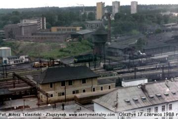 Olsztyn Gł. 17.06.1988 r.