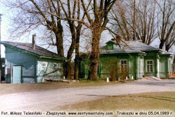 Trakiszki 22.09.1990