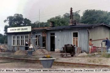 Gorzów Zieleniec 10.07.1989