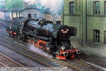 Ty2-381 w Białogardzie w dniu 20.06.1987