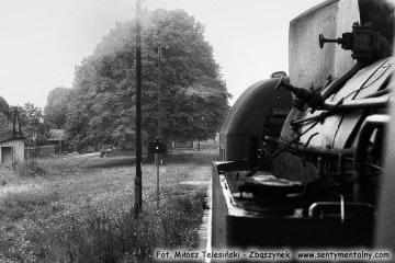 Kursko - Międzyrzecz 08.09.1986. Podczas przejażdżki Tkt-48-74 na linii Rzepin - Międzyrzecz. Maszynistą był Pan Adamczak z Międzyrzecza - nie żyje.