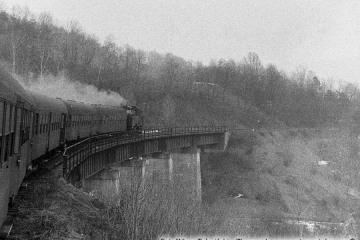 Chabówka - Nowy Sącz 26.03.1987