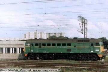 Białystok 15.06.1988, ST44-558.