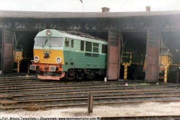 SU46-022 w Olsztynie 17.06.1988.