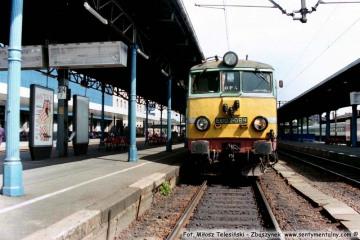 Poznań 29.05.1996, osobowy do Rzepina.