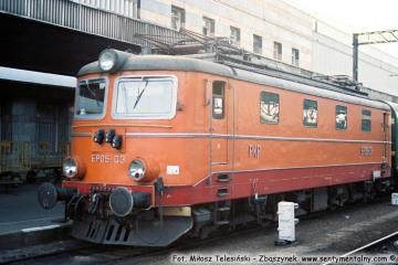 Poznań Główny w dniu 22.05.1992