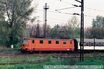 Warszawa Szczęśliwice w maju 1991